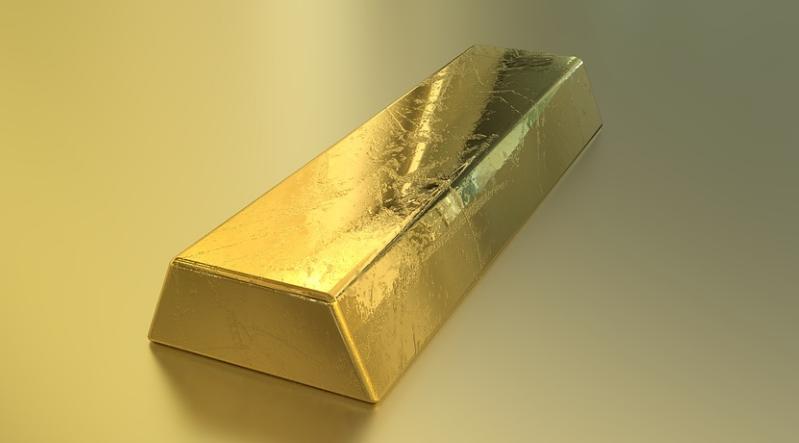 złoto yacht